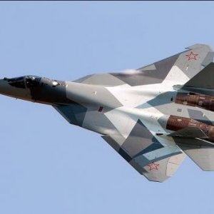 Sukhoi Su-57 Jet Fighter