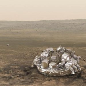 European Mars Lander Crashed